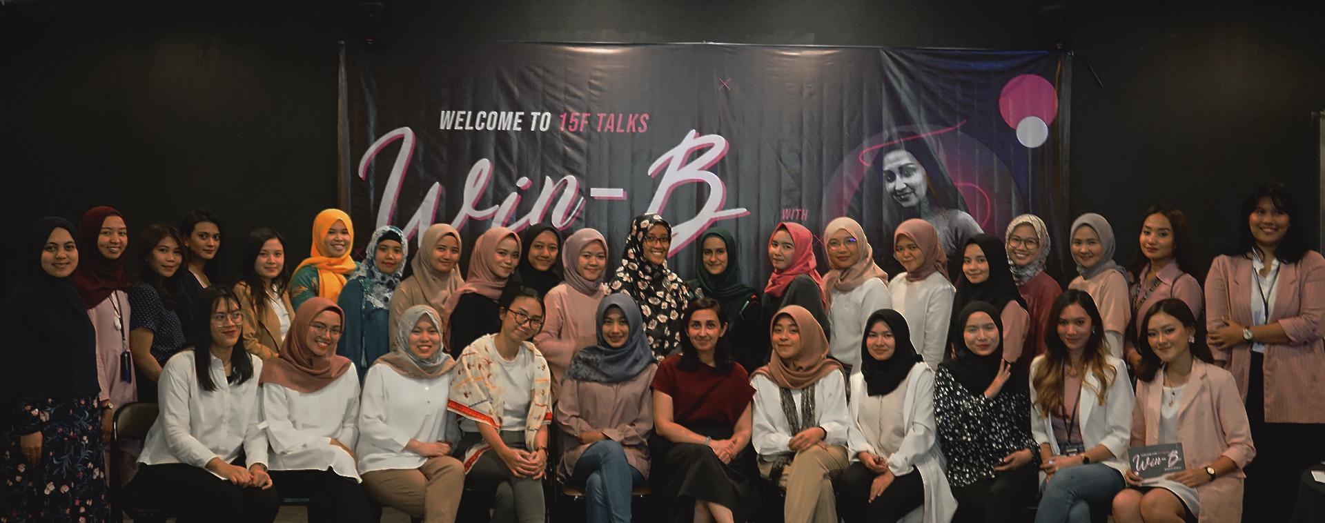 15FTalks: Woman in Business bersama Nina Mora...