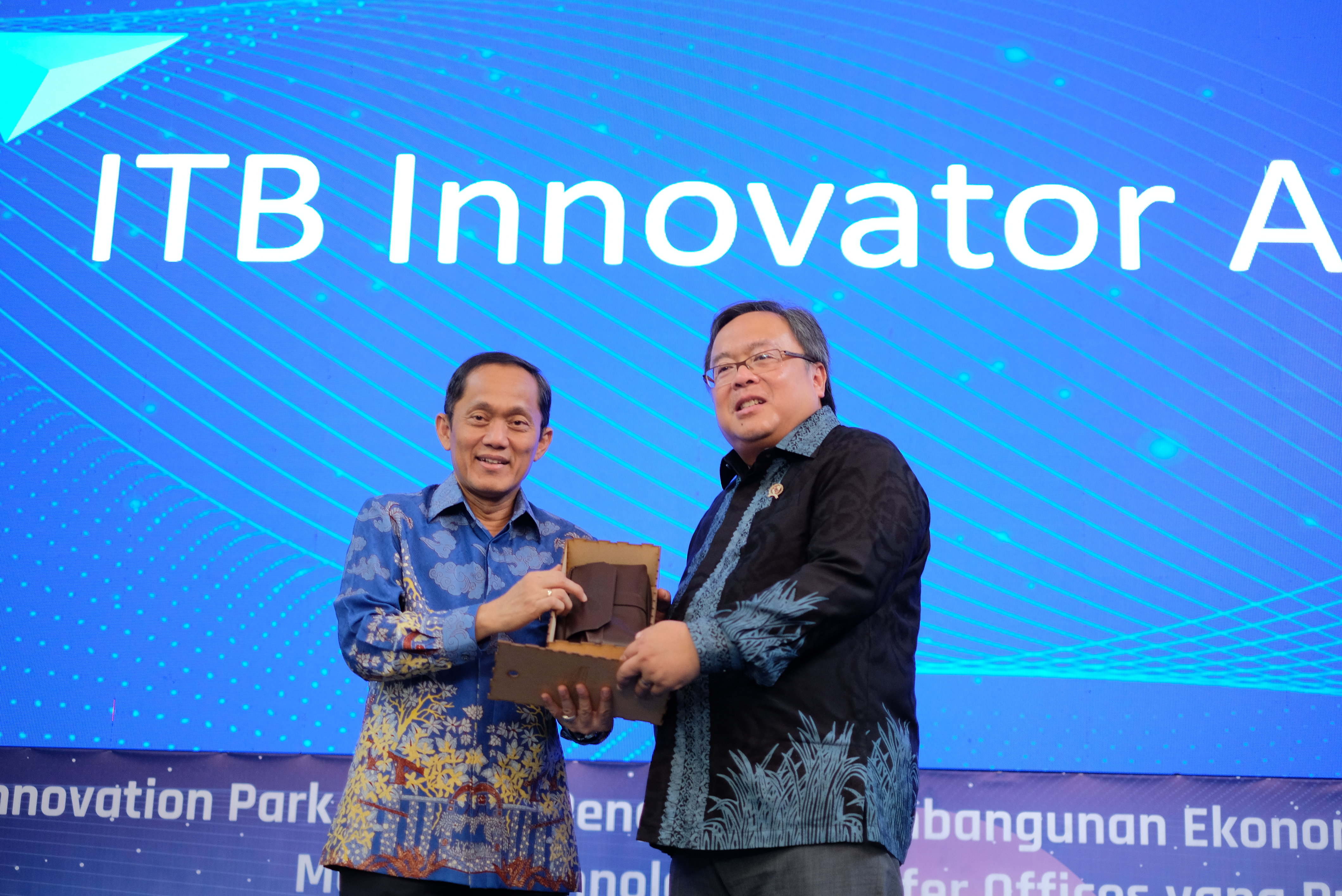 Press Release, ITB CEO NET 2019