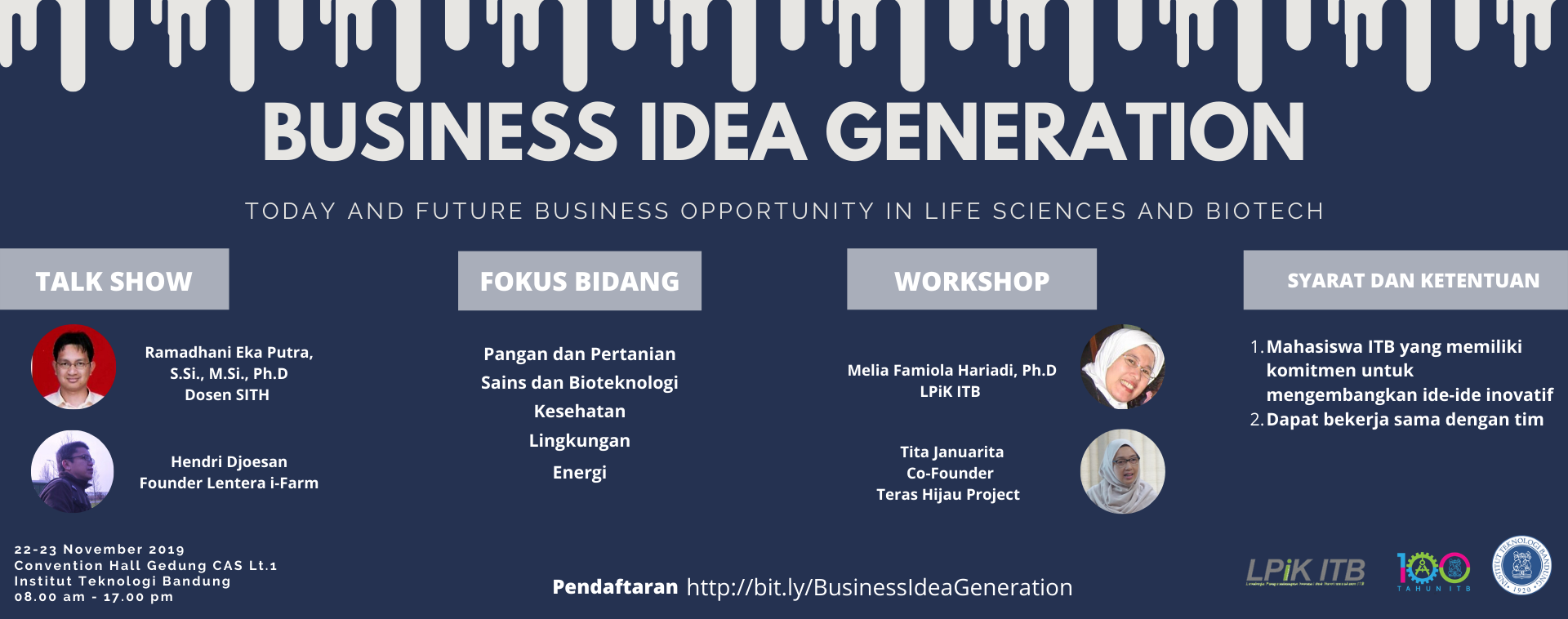 BUSINESS IDEA GENERATION