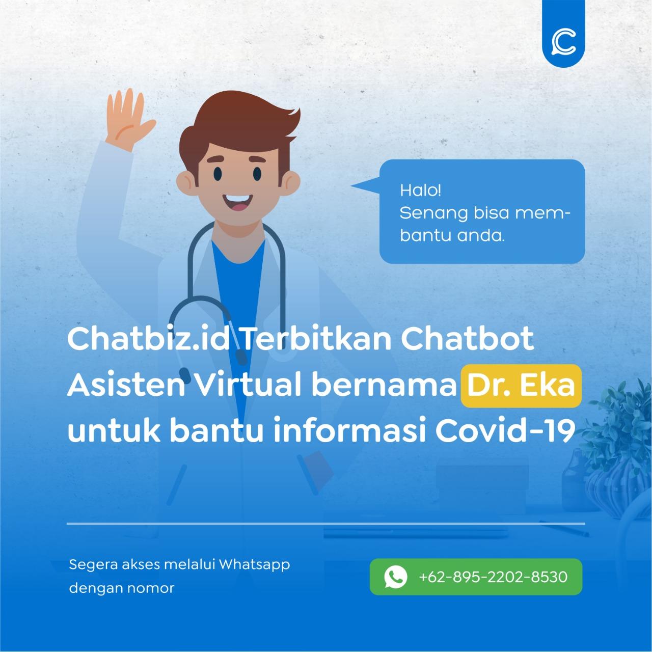 Chatbiz Terbitkan Asisten Virtual Whatsapp Dr...
